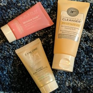 Other - IT Cosmetics, Lancome, Skinny samples set